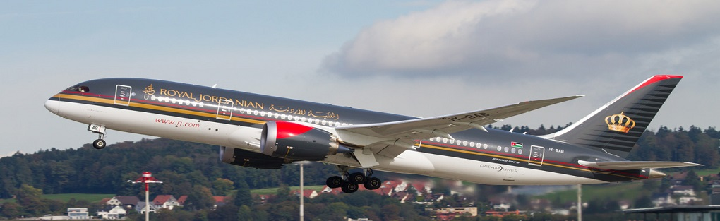 Royal Jordanian awards exclusive component pool contract to Spairliners for  its Embraer fleet